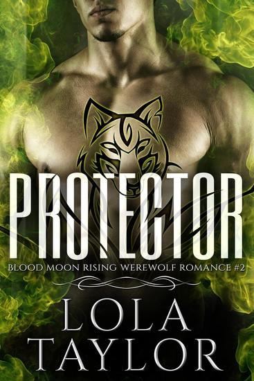 Protector - Blood Moon Rising #2 - cover