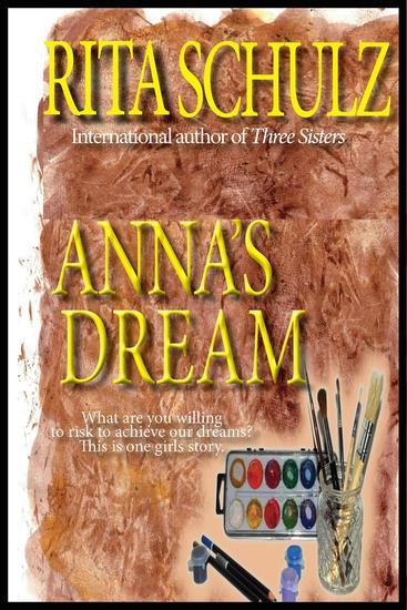 Anna's Dream - cover