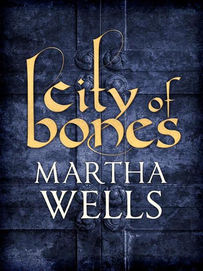 City of Bones - cover
