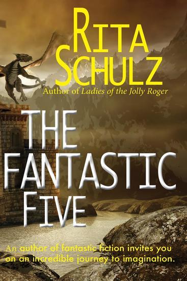 Fantastic Five - cover