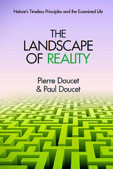 The Landscape of Reality - cover