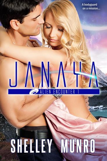 Janaya - Alien Encounter #1 - cover