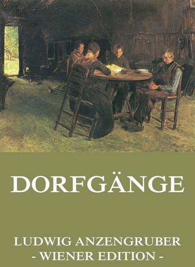 Dorfgänge - Erweiterte Ausgabe - cover