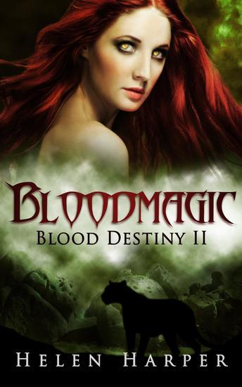 Bloodmagic - Blood Destiny #2 - cover