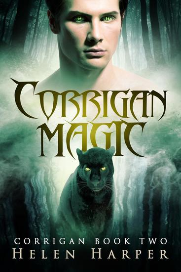 Corrigan Magic - Corrigan: Blood Destiny - cover