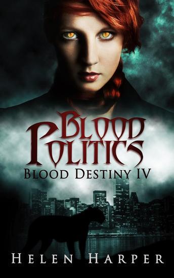 Blood Politics - Blood Destiny #4 - cover