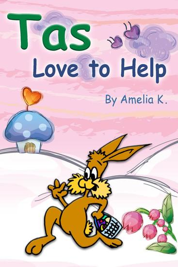 Bedtime Story : Tas Love to Help - cover