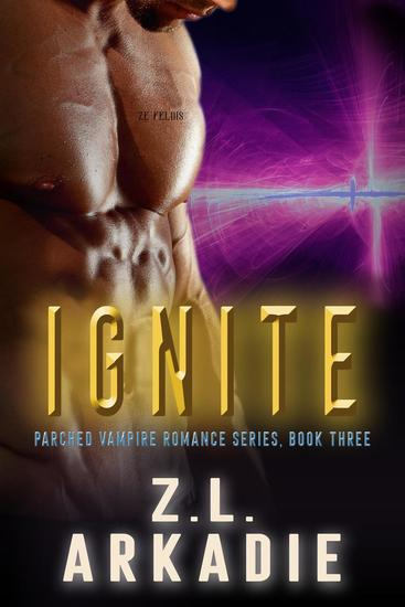Ignite - Parched #3 - cover