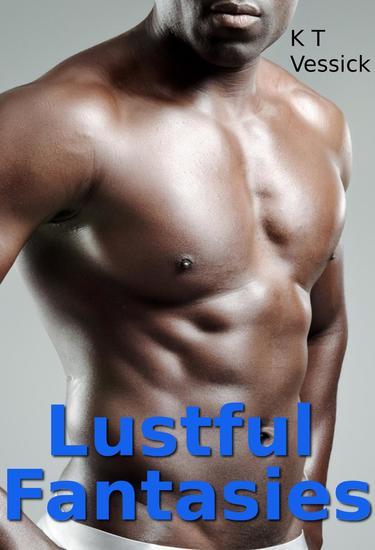 Lustful Fantasies - cover