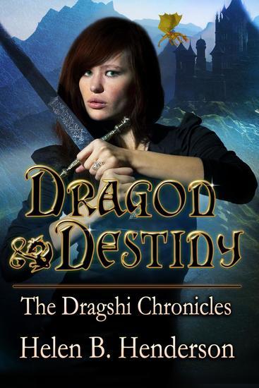 Dragon Destiny - Dragshi Chronicles #1 - cover