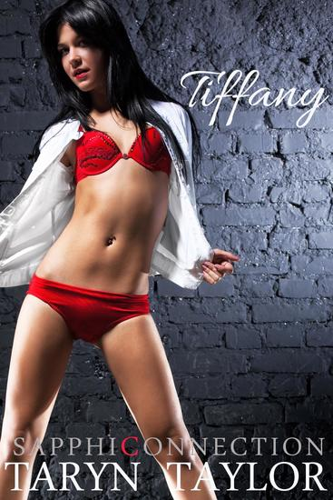 Tiffany (Lesbian Virgin Erotica) - SapphiConnection #1 - cover