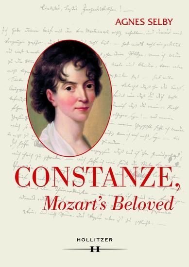 Constanze Mozart's Beloved - cover