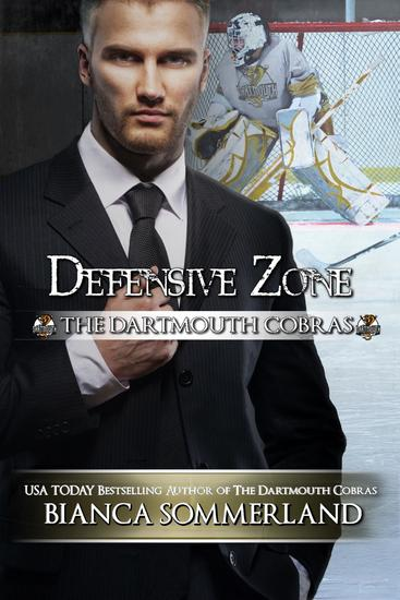 Defensive Zone - The Dartmouth Cobras #2 - cover