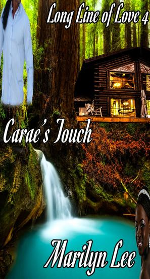 Carae's Touch - Long Line of Love #4 - cover