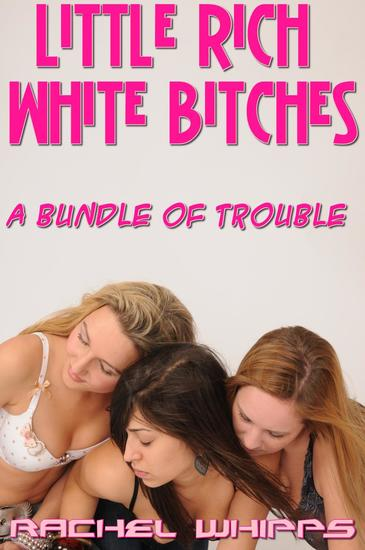 Little Rich White Bitches - A Bundle of Trouble - cover