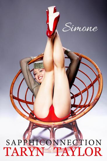 Simone (Lesbian Erotica) - SapphiConnection #1 - cover