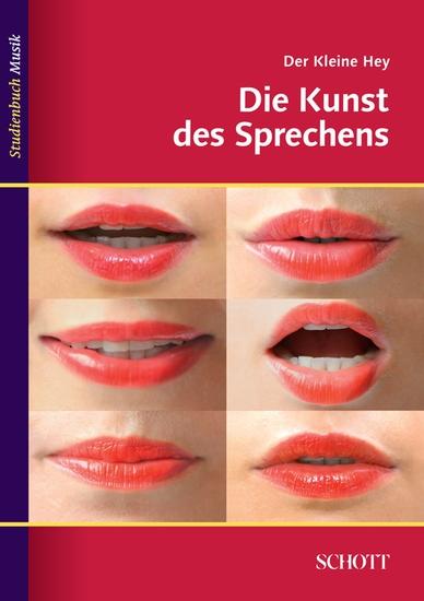 Der kleine Hey - Die Kunst des Sprechens - cover