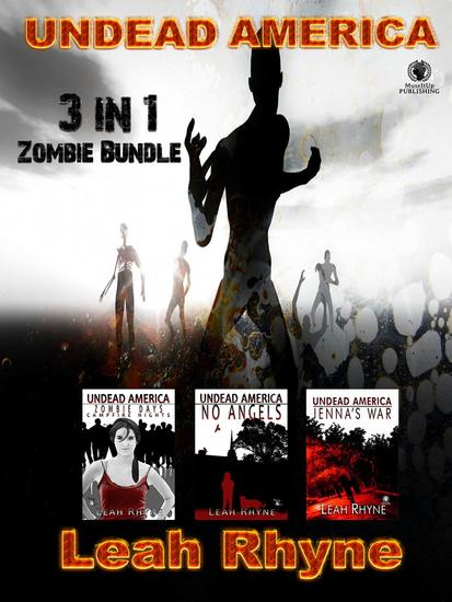 Undead America: 3 in 1 Zombie Bundle - cover