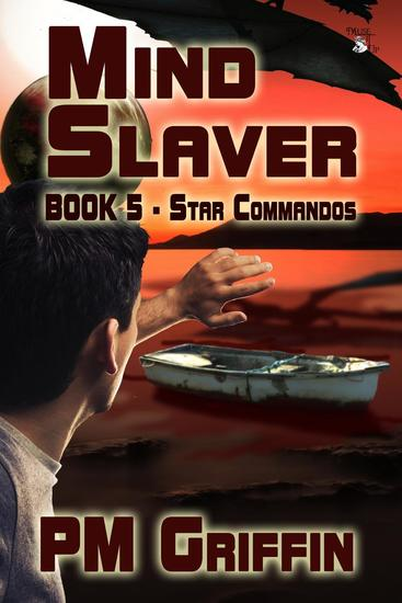 Mind Slaver - The Star Commandos #5 - cover