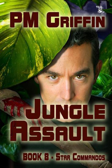 Jungle Assault - The Star Commandos #8 - cover