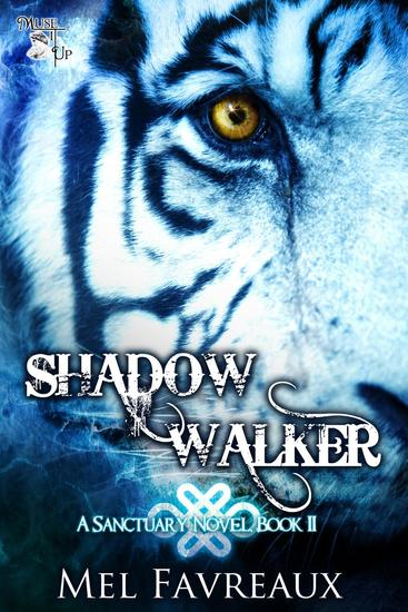 Shadow Walker - A Sanctuary Novel #2 - cover