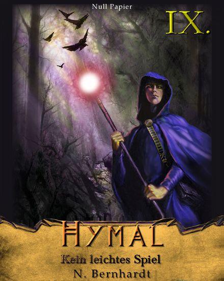 Der Hexer von Hymal Buch IX - Kein leichtes Spiel - cover