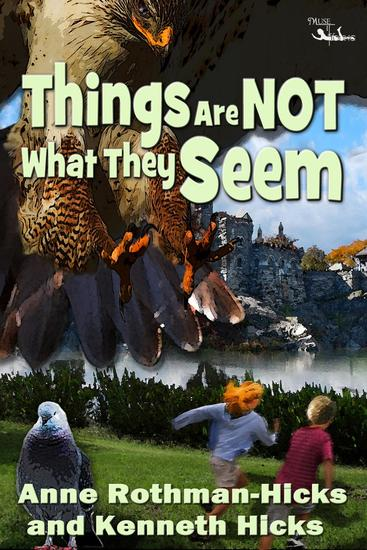 Things Are Not What They Seem - cover
