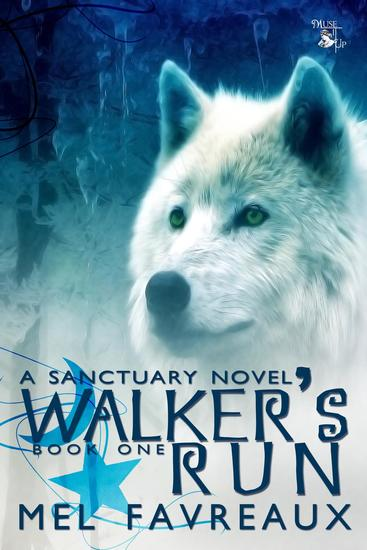 Walker's Run - A Sanctuary Novel #1 - cover