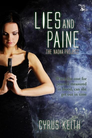 Lies and Paine - The NADIA Project #4 - cover