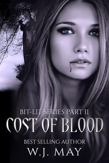 Cost of Blood - Bit-Lit Series #2 - cover