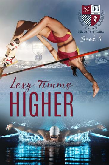 Higher - The University of Gatica Series #3 - cover