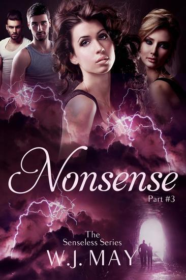Nonsense - The Senseless Series #3 - cover