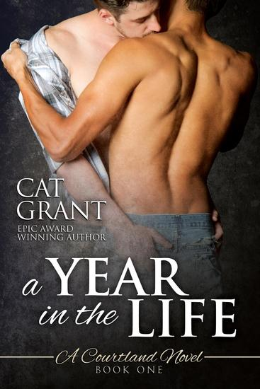 A Year in the Life: A Courtland Novel - Courtlands - The Next Generation #1 - cover