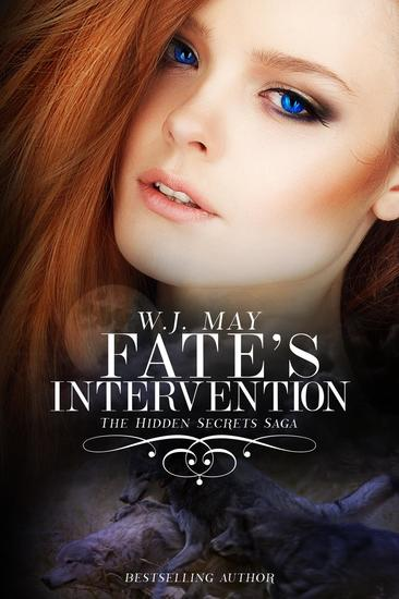 Fate's Intervention - Hidden Secrets Saga #5 - cover
