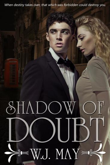 Shadow of Doubt - Part 2 - cover