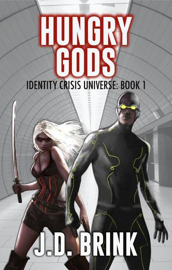 Hungry Gods - Identity Crisis #1 - cover