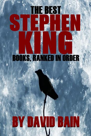 The Best Stephen King Books Ranked in Order - cover