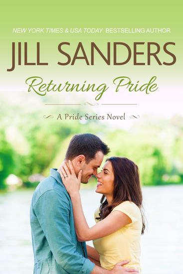 Returning Pride - Pride Series #3 - cover