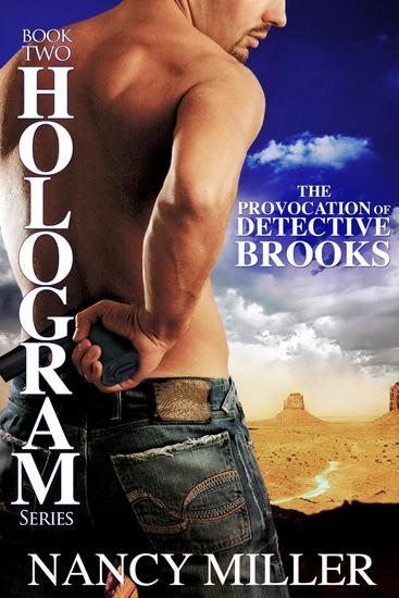 Hologram: The Provocation of Detective Brooks - Hologram #2 - cover