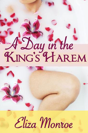 A Day in the King's Harem - cover