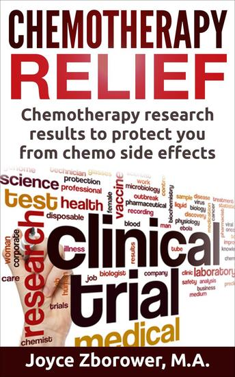 Chemotherapy Relief - Cancer Series #2 - cover