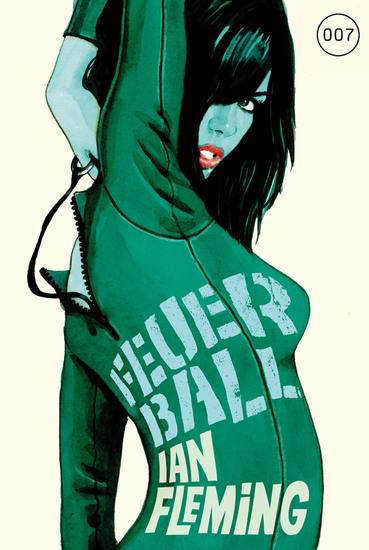 James Bond 09 - Feuerball - cover