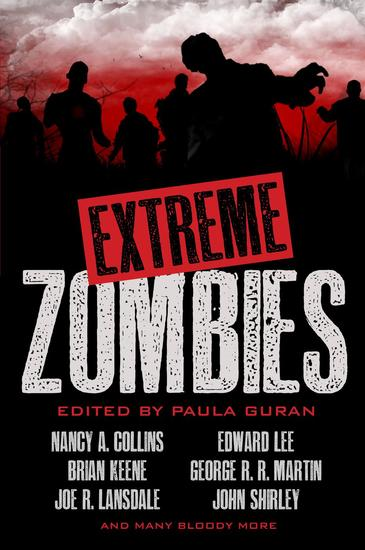 Extreme Zombies - cover