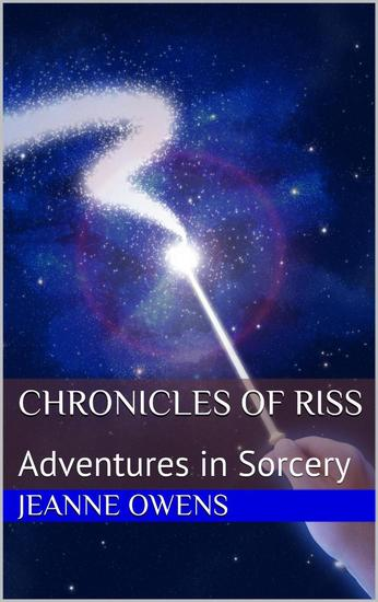 Chronicles of Riss - Adventures in Sorcery #2 - cover