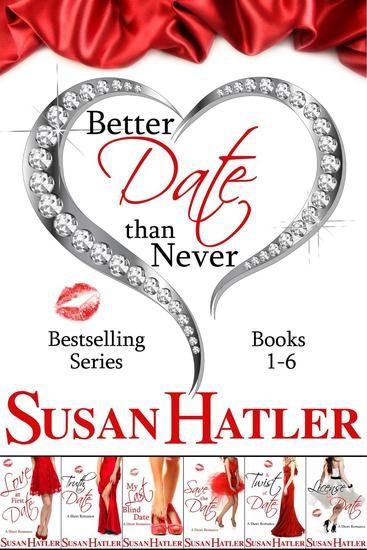 Better Date than Never Boxed Set - Better Date than Never #99 - cover