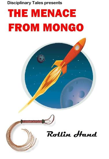 The Menace from Mongo - cover