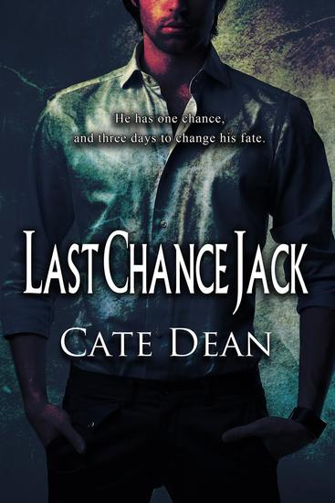 Last Chance Jack - cover