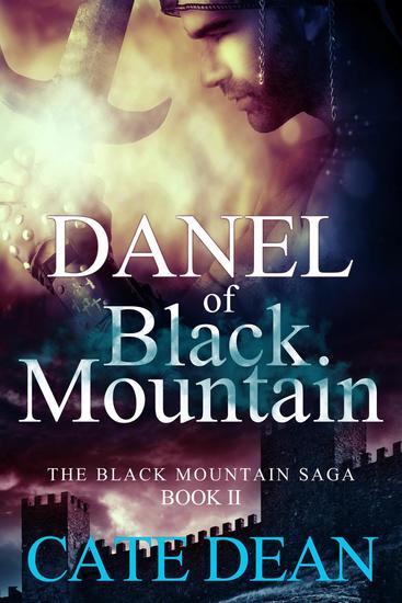 Danel of Black Mountain - The Black Mountain Saga #2 - cover