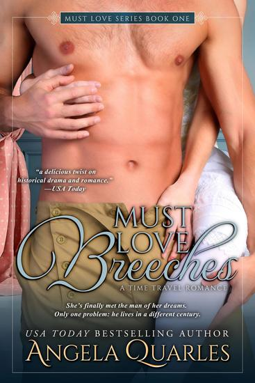 Must Love Breeches - Must Love Series #1 - cover