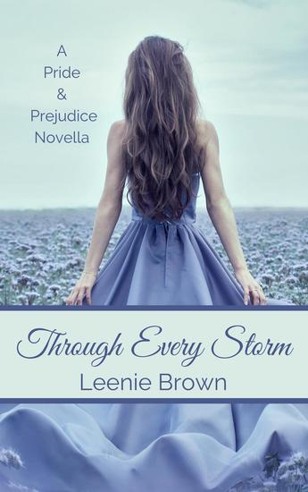 Through Every Storm - Darcy And A Pride and Prejudice Variations Collection - cover